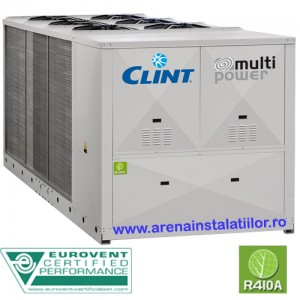 poza Chiller Clint CHA/K 906-P - 276 kW - racire