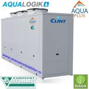 poza Chiller Clint CHA/K/ST 453 P - 126,8 kW