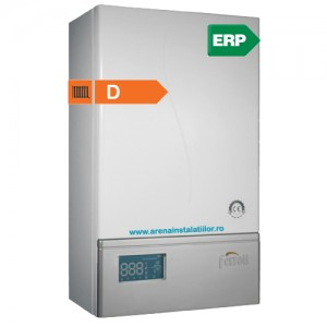 poza Centrala termica electrica Ferroli LEB TS 24 kW