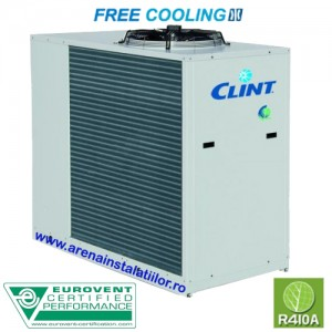 poza Chiller Clint CHA/K/FC 131 - 37.3 kW - racire