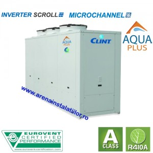poza Chiller Clint CHA/IK/A 372-P - 130 kW