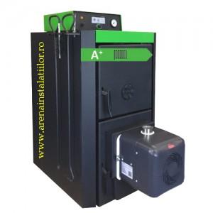 poza Centrala termica pe peleti Viadrus A0C-S20P-01.16 - S-CONTROL Touch - 20 kW