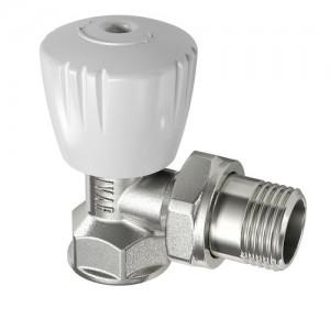 poza Robinet radiator tur unghi light IVAR VS 102 - 1/2