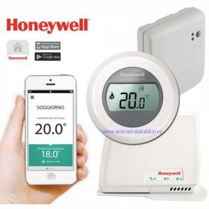 Poza Termostat de ambient WIFI Honeywell Round Y 87 RFC