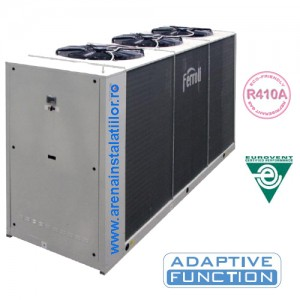 poza Chiller Ferroli RGA IR 90.2 VB AB 0M5 - 90.3 kW - racire