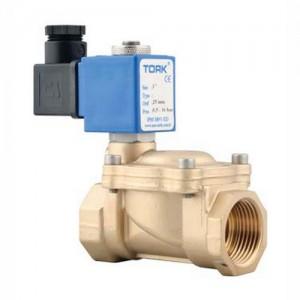 poza Electroventil de apa normal deschis Tork S1031 -  DN 15 (1/2)