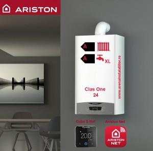 Poza Clasa energetica Ariston Clas One 24 kW