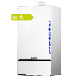 poza Centrala termica Buderus LOGAMAX PLUS GB 172-42 iW H - incalzire = 42 kW