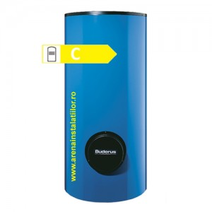 poza Boiler monovalent Buderus Logalux SU1000.5-C - 1000 litri