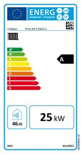Poza Clasa energetica VAILLANT EcoTec PLUS VU INT II 256/5-5