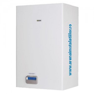 poza Centrala Beretta cu boiler Exclusive Boiler Green HE 35 BSI ErP - 35 kW