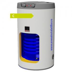 poza Boiler termoelectric de sol DRAZICE OKCE 125 NTR / 2.2 kW - 120 litri