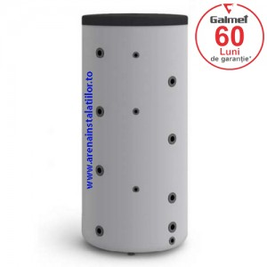 poza Puffer - Acumulator de apa calda izolat Galmet 2000 litri