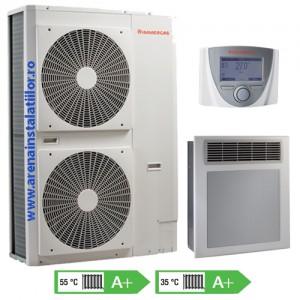 poza Pompa de caldura AER-APA monobloc IMMERGAS - AUDAX TOP 12 ErP - 12 kW