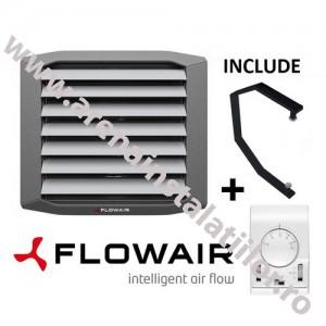 poza Aeroterma pe agent termic FLOWAIR LEO FB 10 V  - 10.1 kW