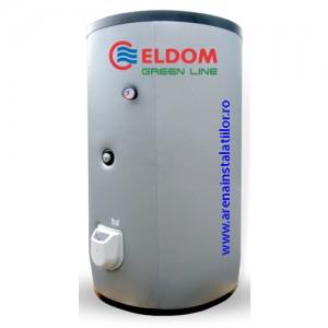 poza Boiler termoelectric cu o serpentina ELDOM FV75011S - 750 litri