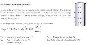 Poza Calculul volumului minim de rezervor de acumulare