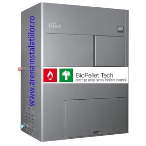 poza Centrale termice pe peleti Ferroli BioPellet Tech 50 kW