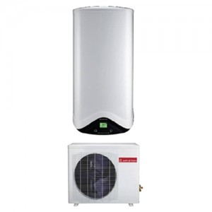 poza Boiler cu pompa de caldura ARISTON NUOS EVO SPLIT 110 - 110 litri
