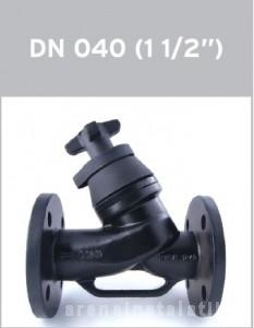 poza Robinet de echilibrare DUYAR T3020 PN16 DN40