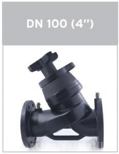 poza Robinet de echilibrare DUYAR T 3020 PN16 DN 100