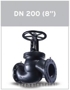 poza Robinet de echilibrare DUYAR T 3020 PN16 DN 200