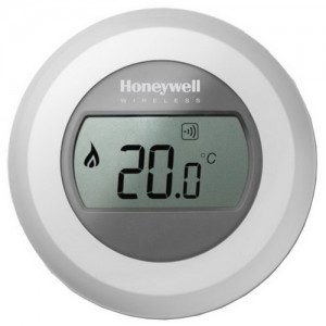 poza Termostat HONEYWELL wireless T87RF2033