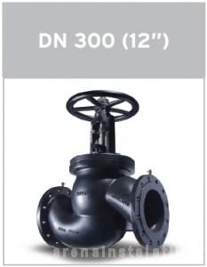 poza Robinet de echilibrare DUYAR T 3020 PN16 DN 300