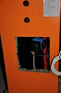 Poza Biodom pompa interior