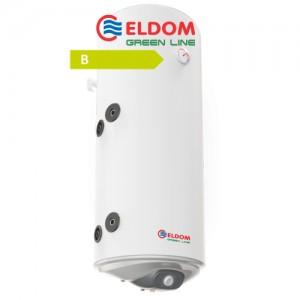 poza Boiler termoelectric ELDOM 120 - 120 litri