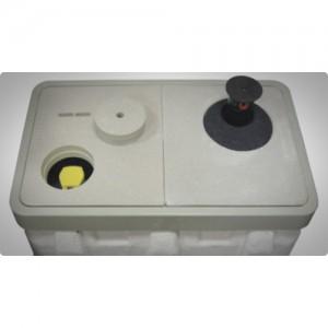 poza Sistem pentru irigarea si curatarea gazonului sintetic STK-2B