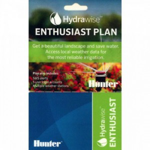 poza Card activare cont Hydrawise Enthusiast