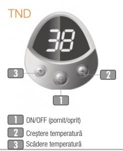 Poza Interfata Boiler electric Ferroli TND 100 PLUS - 100 litri