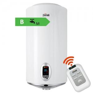poza Boiler electric Ferroli TDG 80 PLUS - 80 litri
