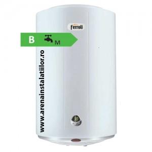 poza Boiler electric Ferroli TND 50 S PLUS - 50 litri