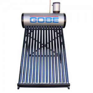 poza Panou solar termosifon nepresurizat GOBE 12 tuburi, 120 litri