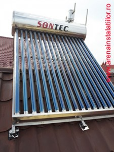 poza Panou solar termosifon nepresurizat Sontec SP-470-58/1800 - 266/32 - C