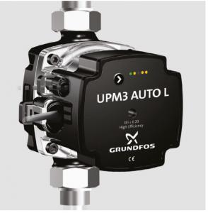 Poza Grup pompare si amestec Purmo pentru incalzirea in pardoseala cu pompa Grundfos UPM3 Auto L 25-50. Poza 36902