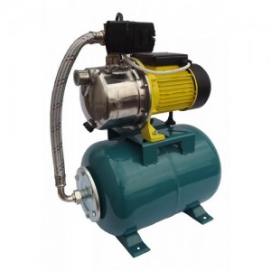poza Hidrofor MAXIMA JY1000 inox (1.3 kW) vas expansiune 24 litri