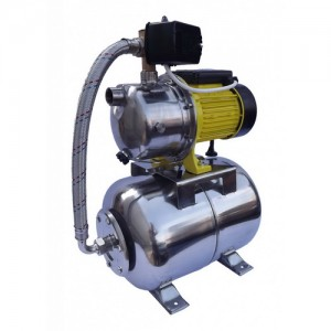 poza Hidrofor MAXIMA JY1000 inox (1.3 kW) vas expansiune inox 24 litri