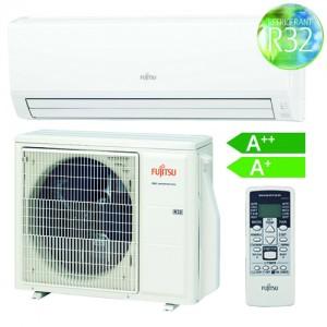 poza Aparat de aer conditionat Inverter Fujitsu Eco Range Comfort R32 ASYG24KLCA 24000 BTU