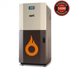 poza Centrala termica pe peleti compacta KEPO 25 CM - 25 kW