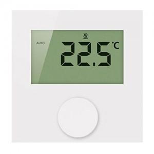 poza Termostat KERMI KOMPAKT 230V DISPLAY LCD