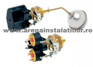 poza Regulator de nivel electromecanic RL 2100