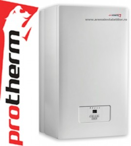 poza Centrala termica electrica PROTHERM RAY 21 kw