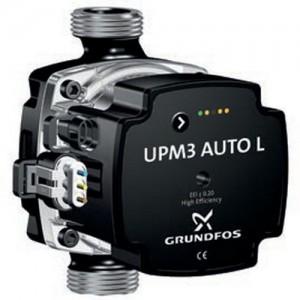 poza Pompa de circulatie Grundfos UPM3 AUTO L 25-70 180 mm