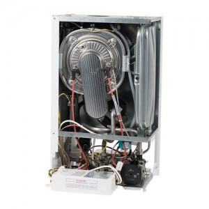 Poza Vedere interioara Centrala termica in condensare MOTAN MKDENS 25 ERP - 25 kW
