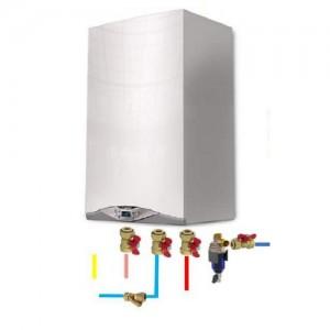 poza Kit de instalare centrala termica TIEMME cu filtru magnetita