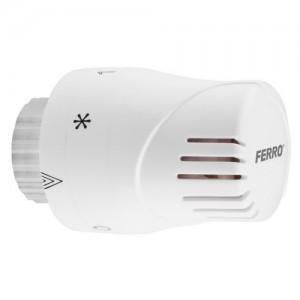 poza Cap termostatic Ferro GT12 alb