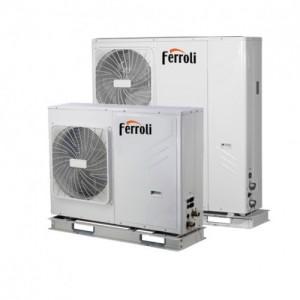 poza Pompa de caldura aer-apa FERROLI RVL-I PLUS 07 7 kW